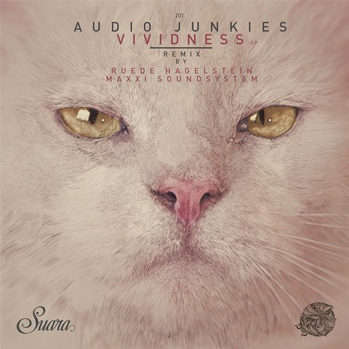 Audio Junkies - Vividness EP [SUARA201]